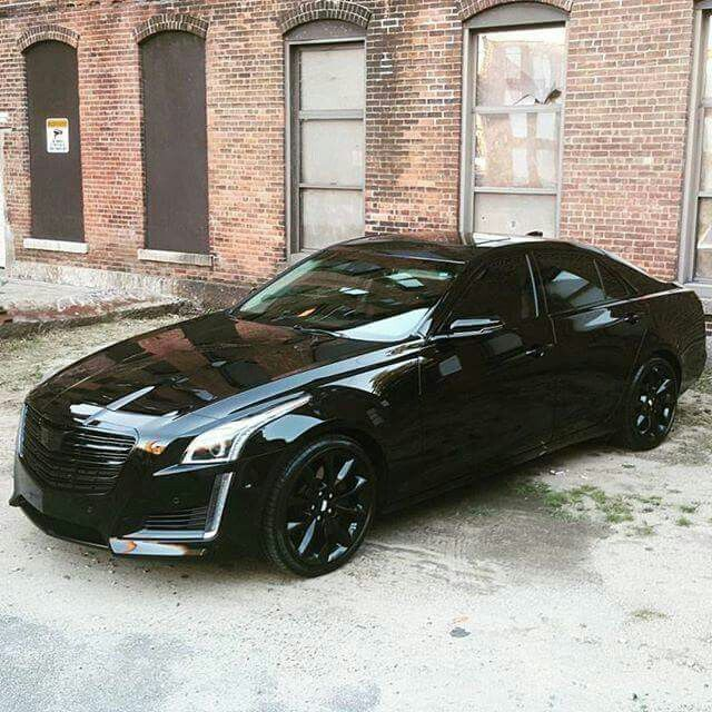 2014 Cars Cadillac Cts Use: 2015 Cadillac CTS Vsport Murdered Out!