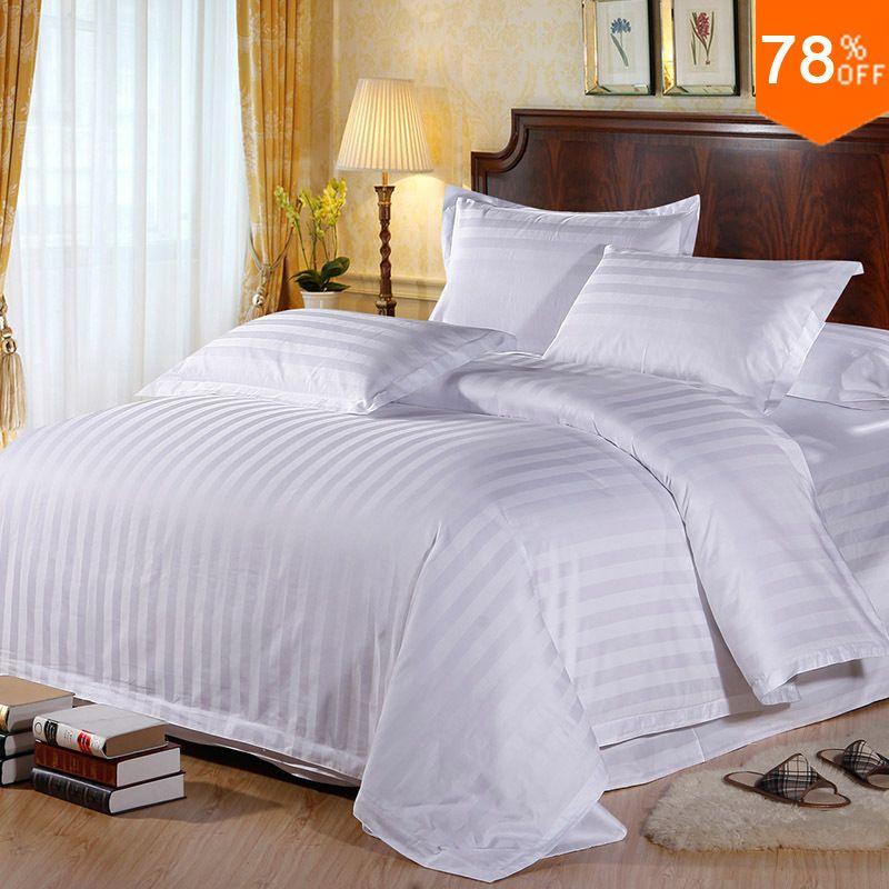 Cheap 5 estrellas Hotel suave brillante cubierta del edredón ...
