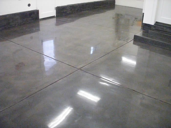 Most Concrete Slabs, Either New Or Old, Into Finely Crafted Polished .
