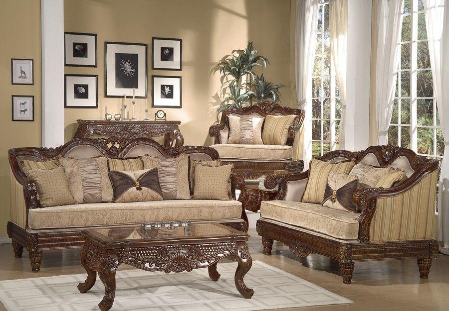 Formal Living Room Furniture Pomona Formal Living Room Set The