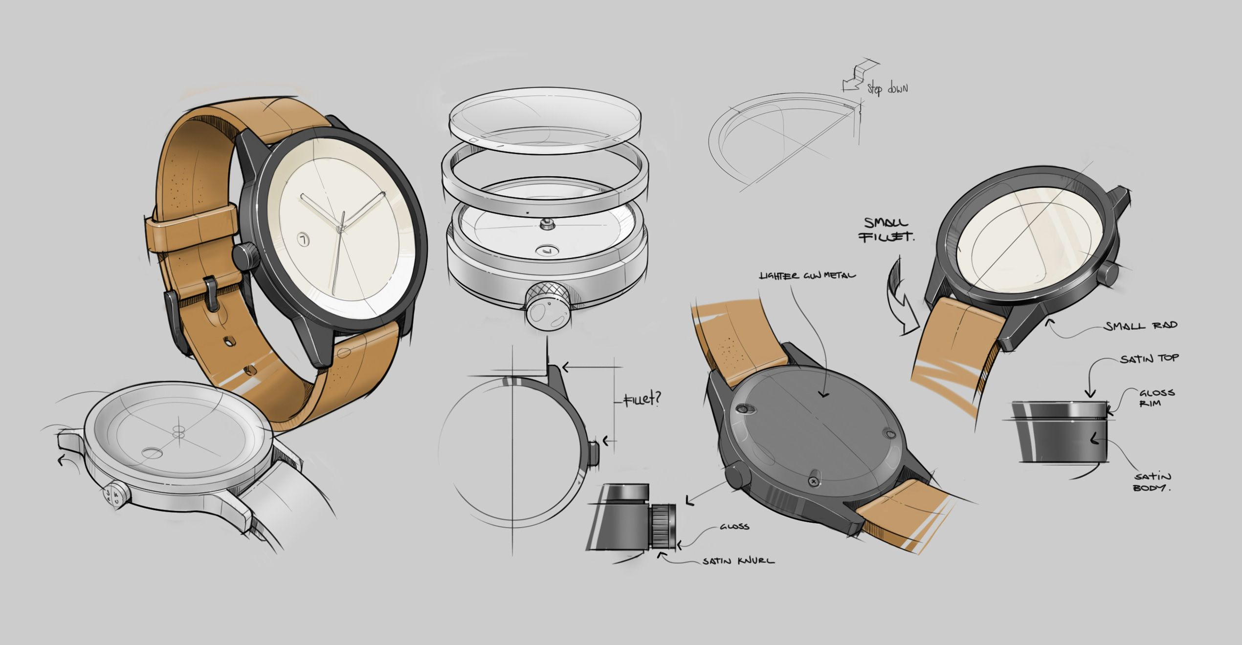 katapult design simple watch co industrial design