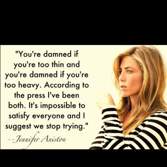 Why Everyone Loves Jennifer Aniston