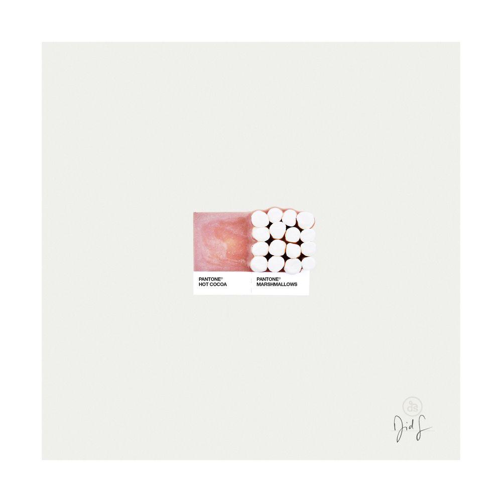 David Schwen Food Art Pairings 12 X 12 Printed On 80 15 00