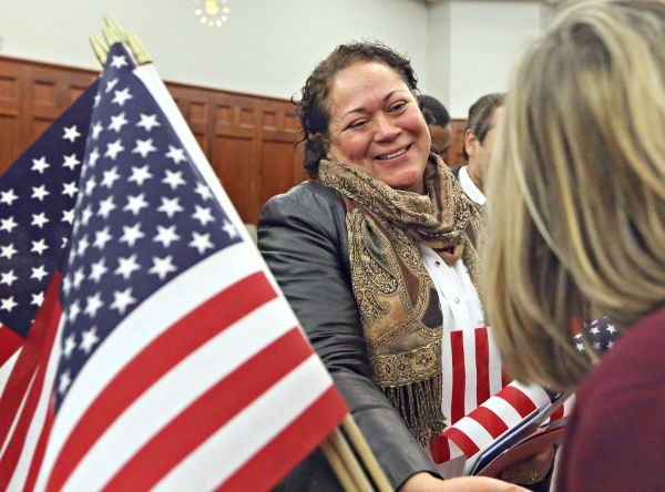 Photos Naturalization Ceremony In Sioux City Sioux City Photo City