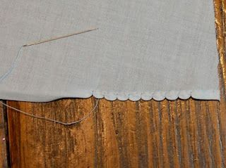 Lesson on the Hand Shell Hem