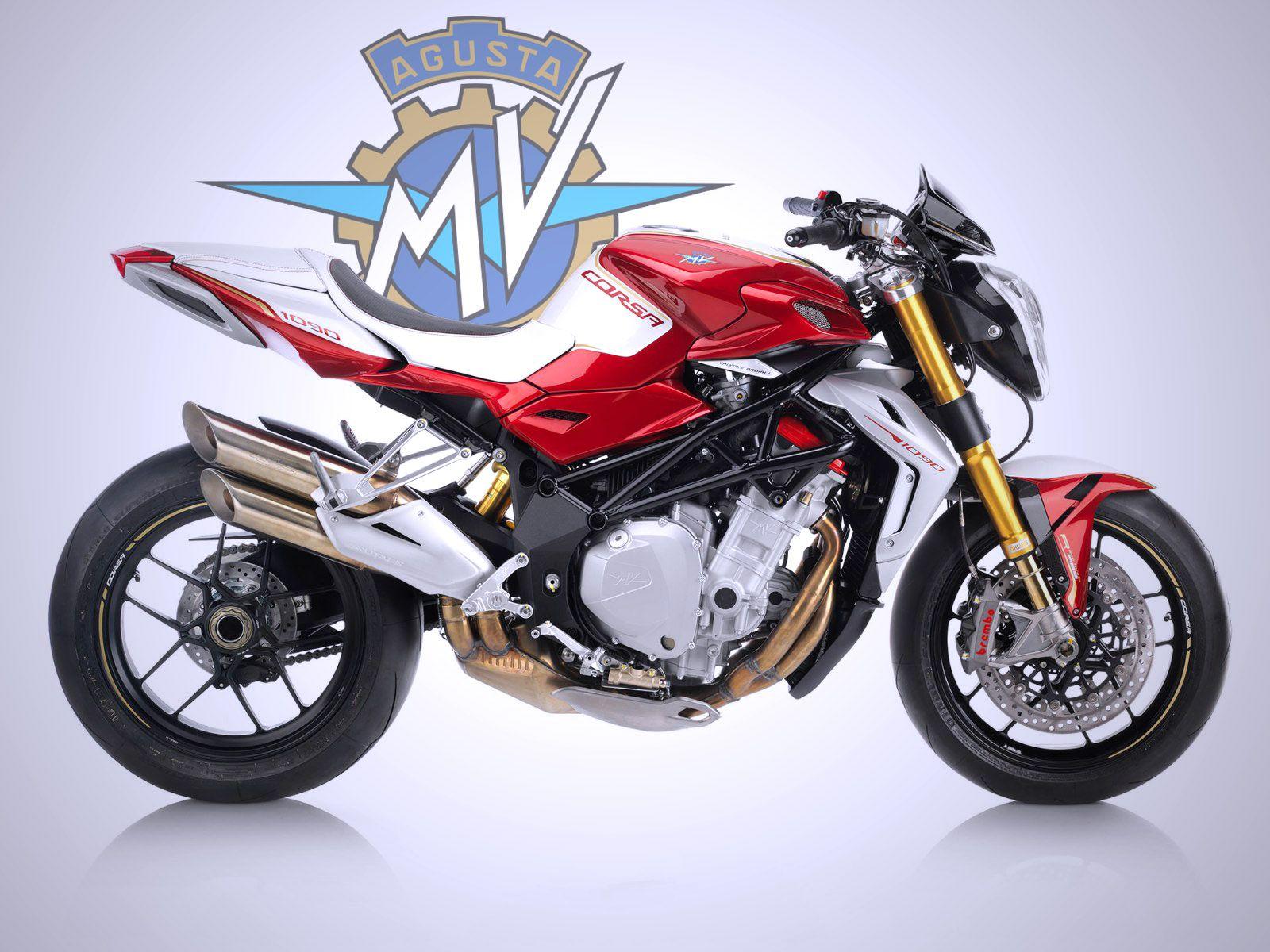 MV Agusta Brutale 1090 Corsa Amazing Moto Wallpaper
