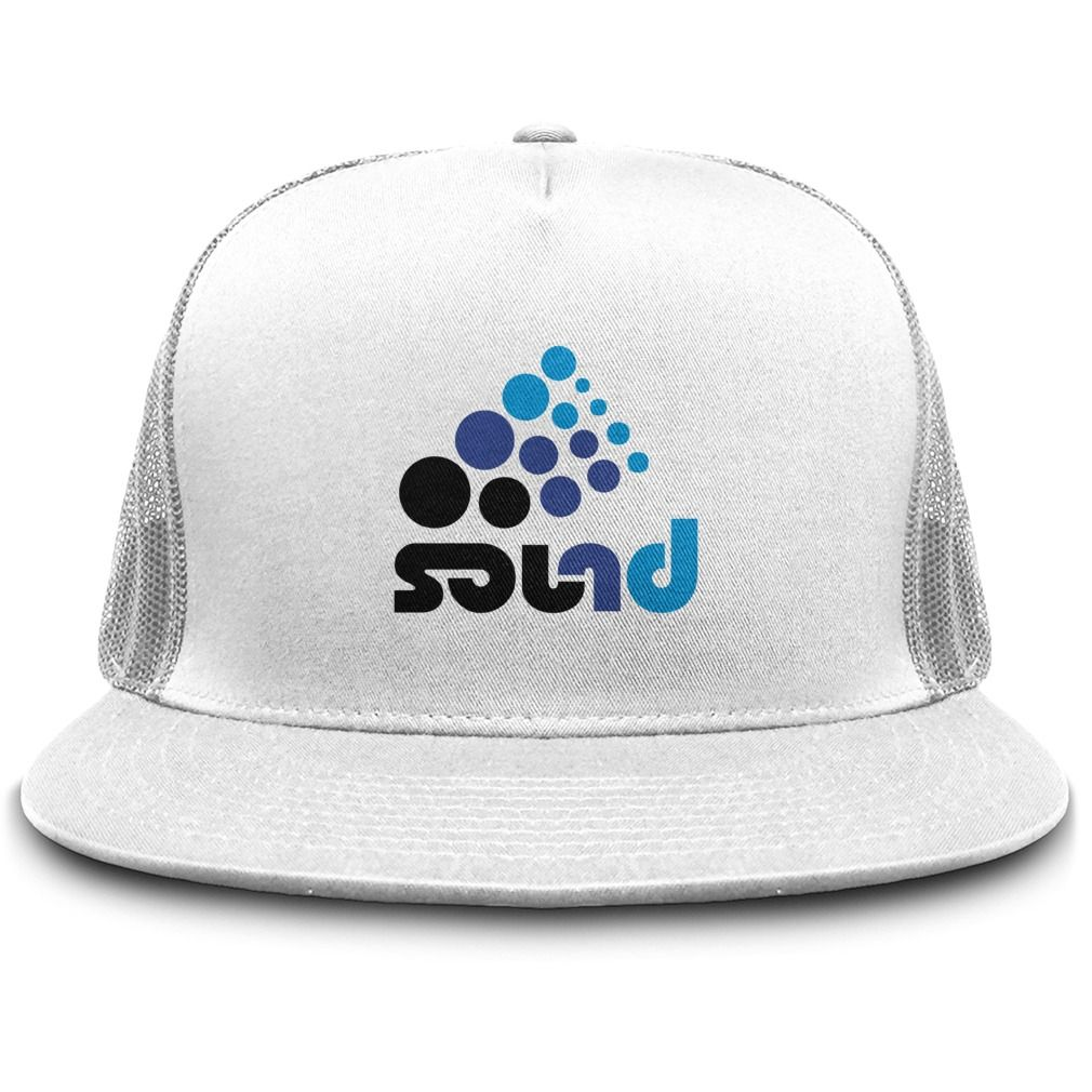 sound music logo2 hat