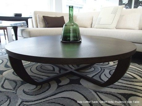Round Coffee Table Home Decorating Ideas Pinterest