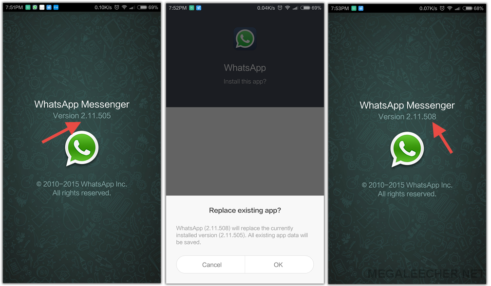Trick To Activate WhatsApp Voice Call Feature Before