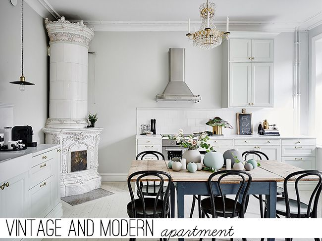 Arredamento Svedese ~ Home shabby homea vintage and modern apartment kitchen