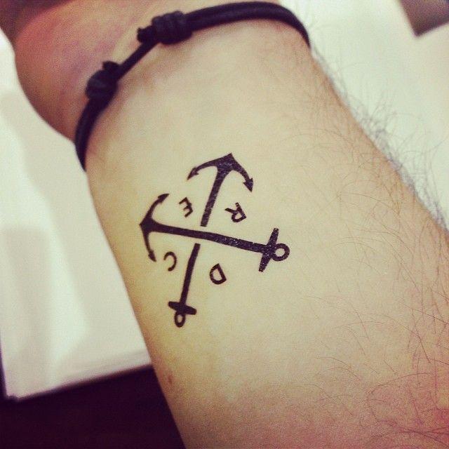 Des Lettre Tatouer A L Encre De Chine Tatouer Sur Le Bout Du Bras Tatouage Tatouage Secret Tatouage Minimaliste