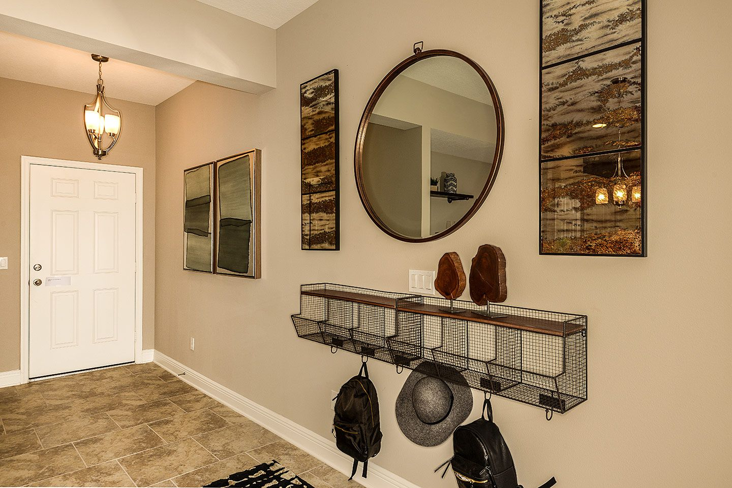 Cortes new home plan in hickory hammock townhomes dream living