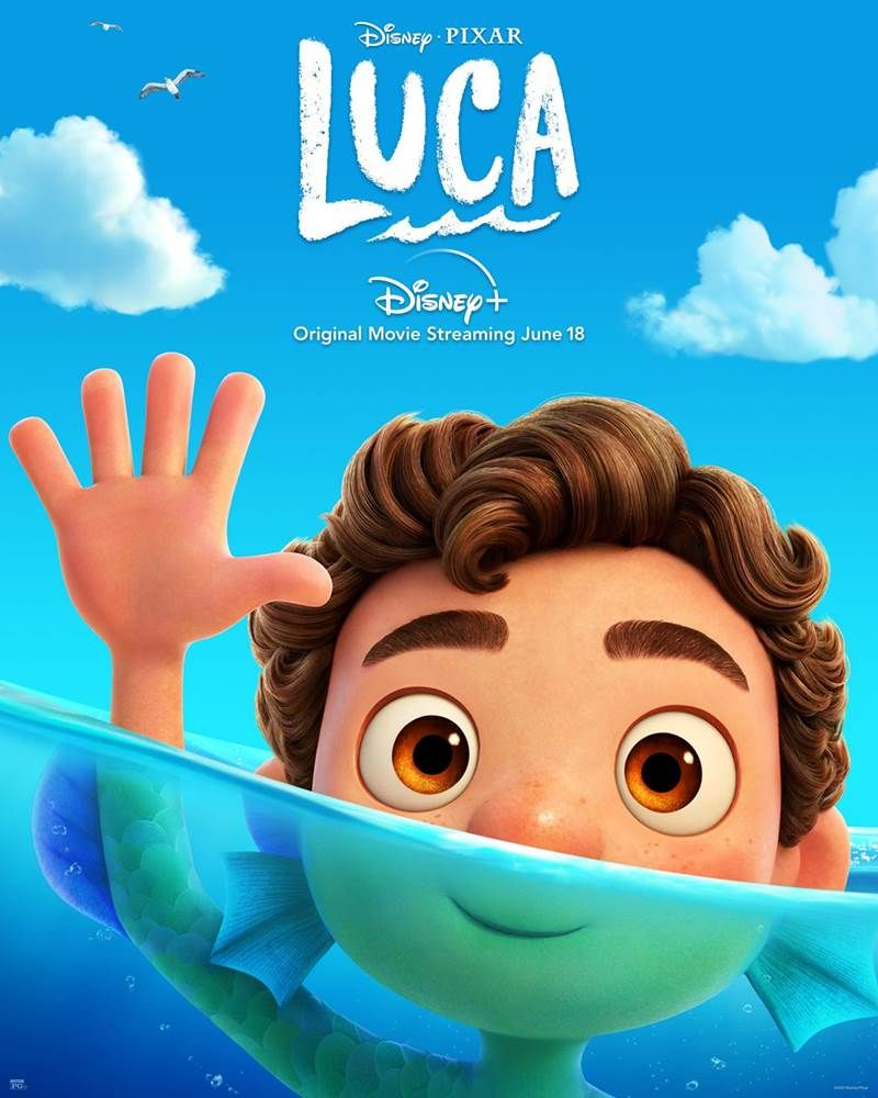 Disney+ Shares New Posters For Upcoming Pixar Film