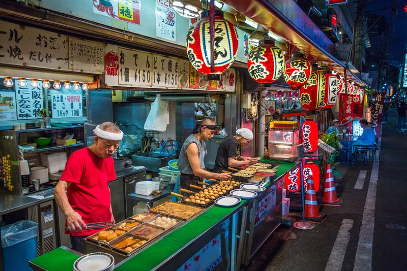Best Known For Food In Osaka Promises A Myriad Of Halal Food If You Re Planning To Take In Halal Food In Osaka Tha Halal Recipes Halal Japanese Food List