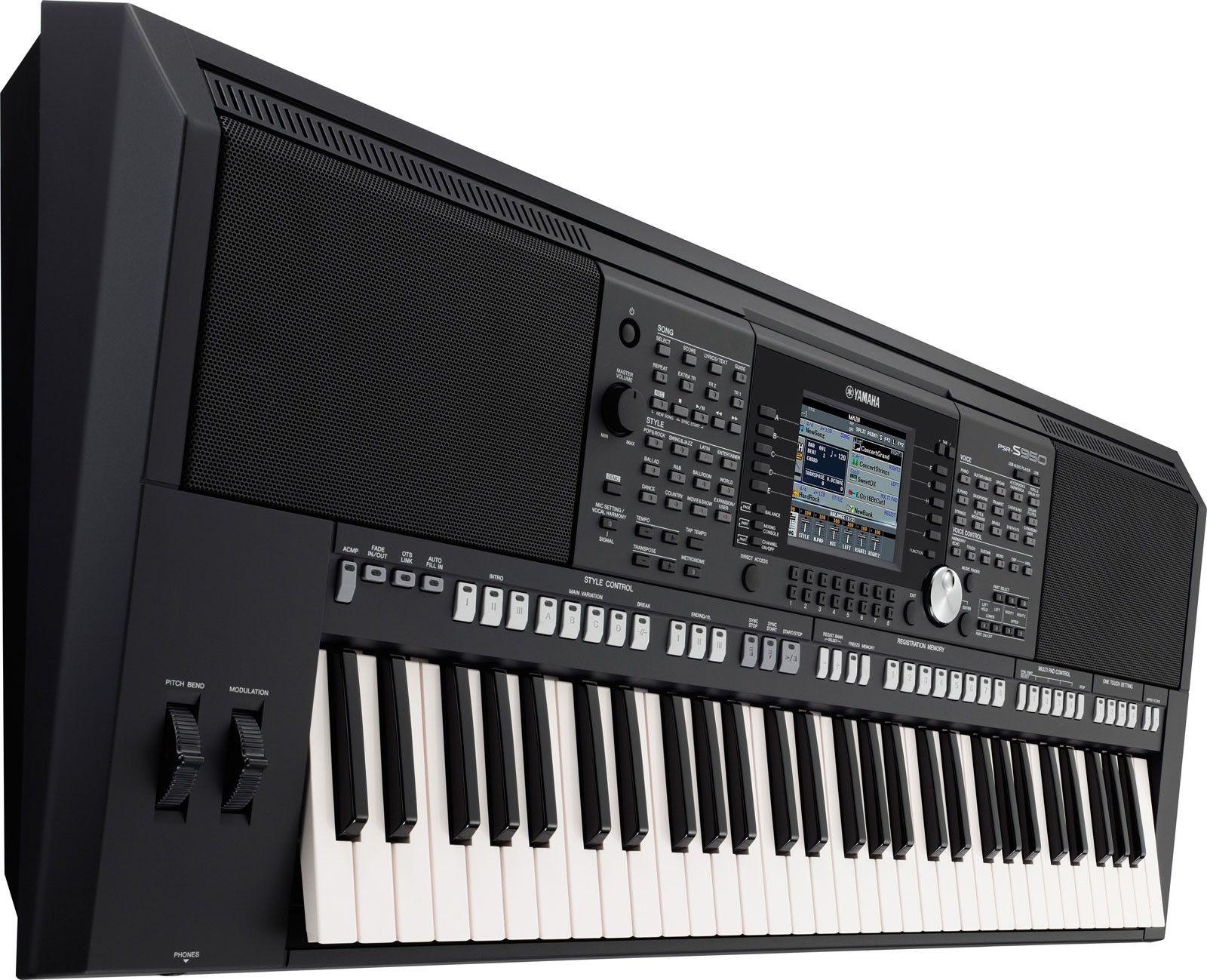 PSR-S950 YAMAHA keyboard | MUSIC ARMS | Musical Instruments