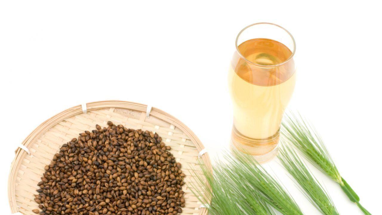 فوائد مشروب الشعير Malt Sugar Scrub Drinks