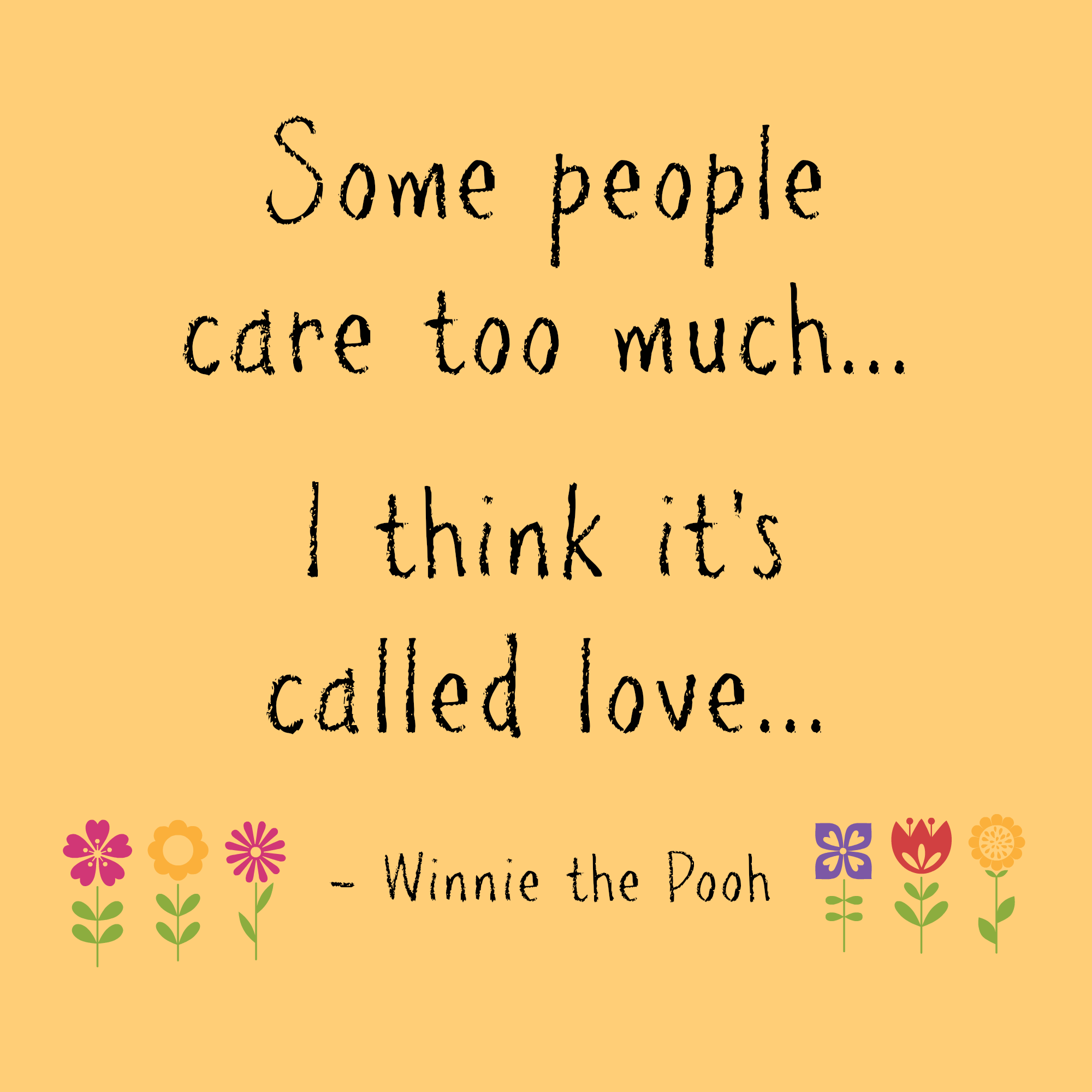 Pooh Love Quotes Amazing Share Our Collection Of Inspirational And Famous Quotesauthors