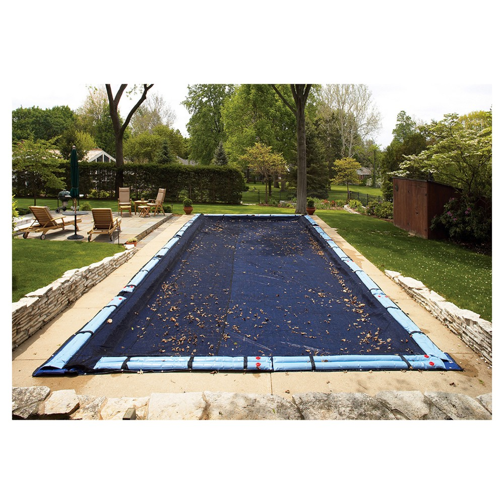 6eb182cdd1d80 ArcticPlex leaf nets make re-opening your pool a breeze! Your cover will be  virtually leaf free and spring clean-up will be a snap.