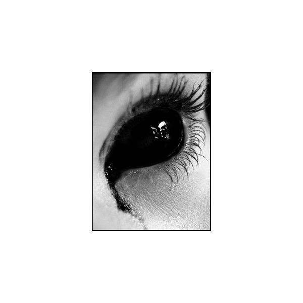 Possessed black demon eye TheMadnessInTheDark ❤ liked on Polyvore featuring beauty products, eyes, makeup, photo and supernatural
