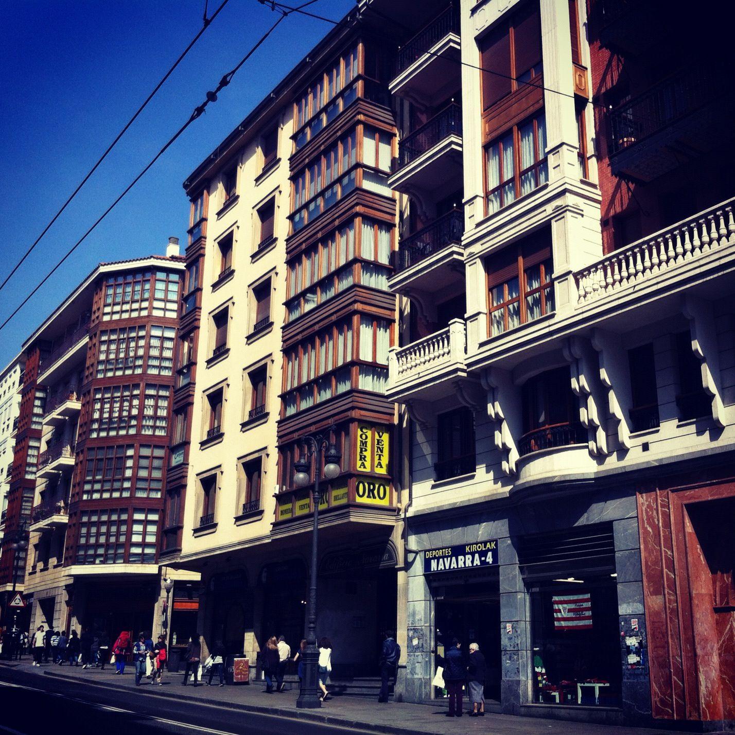 Bilbao, España by Liliana Sánchez
