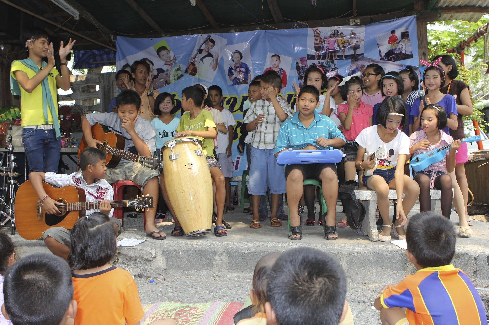 Image result for Khlong Toey Music Program