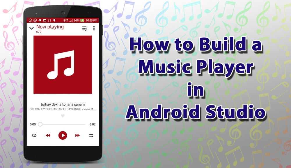 How to Build a MusicPlayer for Android Device Hi