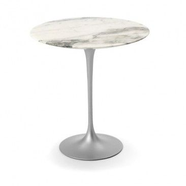 Saarinen 16 Inch Round Side Table.Saarinen 16 Inch Round Side Table Knoll Saarinen 16 Inch