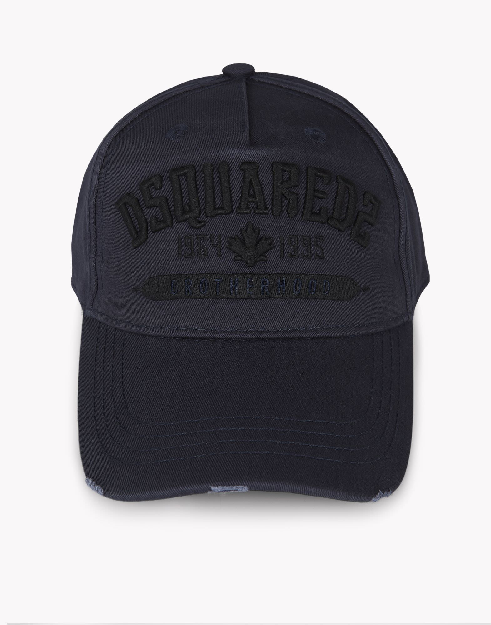 the best attitude ac0d2 382d3 DSQUARED2 D2 BROTHERHOOD BASEBALL CAP.  dsquared2