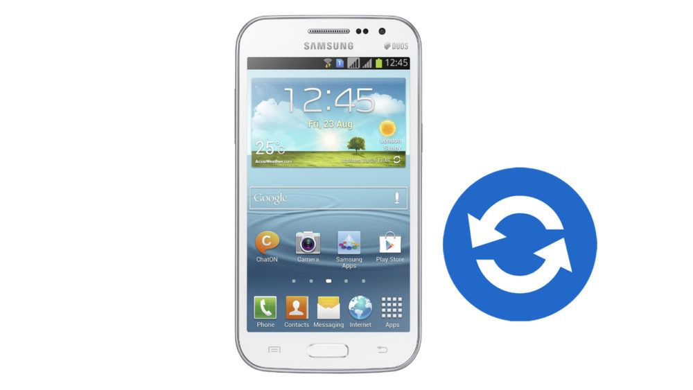 How To Update Samsung Galaxy Win Duos Gt I8552 Software Samsung Galaxy Samsung Samsung Device