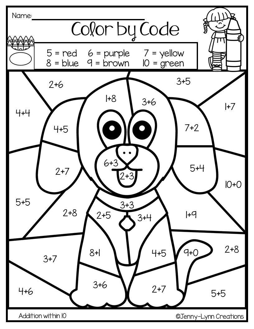 Kindergarten Math-Unit2-Operations & Algebraic Thinking