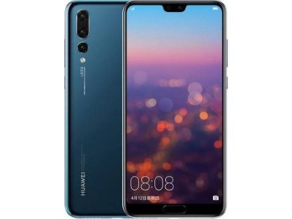 Huawei P20 Pro Midnight Blue128gb 6gb Huawei Phablet Cell Phone Accessories