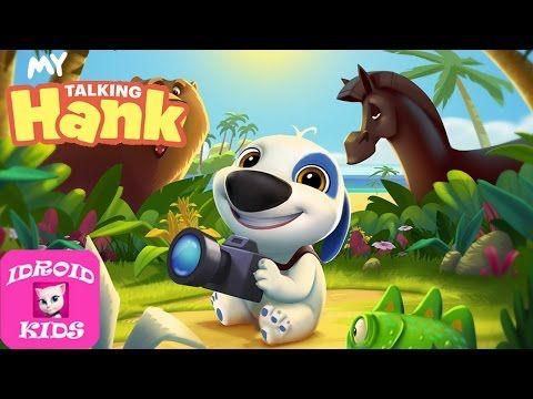 My Talking Hank V1 3 0 16 Mod Apk Hack Descargar Juegos Para Android