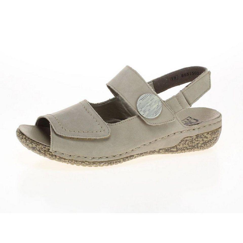 Rieker Sandale im lässigen Used Look | Fashion_Sept_01