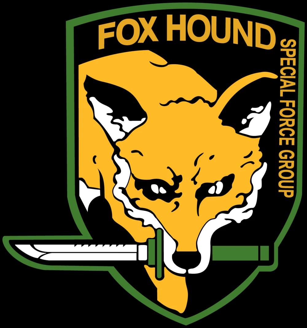 Foxhound Metal Gear Wiki Fandom Powered By Wikia The Fox And The Hound Metal Gear Solid Metal Gear