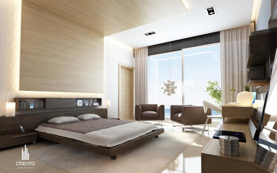 Recamara recamaras modernas room parents room y kids - Diseno de habitaciones modernas ...