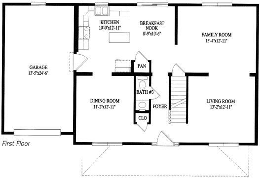 27 X 27 House Plans Google Search Ground Floor Plan Floor Plans How To Plan