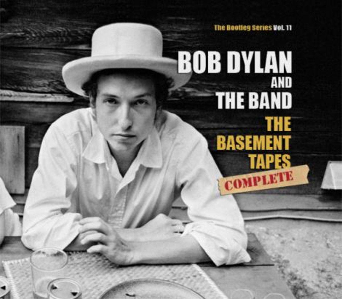 Making Music History Bob Dylan S The Basement Tapes Complete Basement Tapes Bob Dylan Dylan