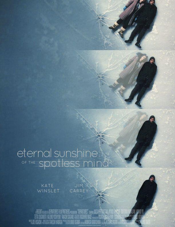#MichelGondry Eternal Sunshine of the Spotless Mind  #cine