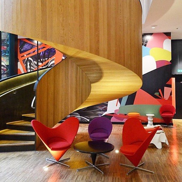 Colorful Design Hotel CitizenM LONDON Tried Tested It\'s no secret ...