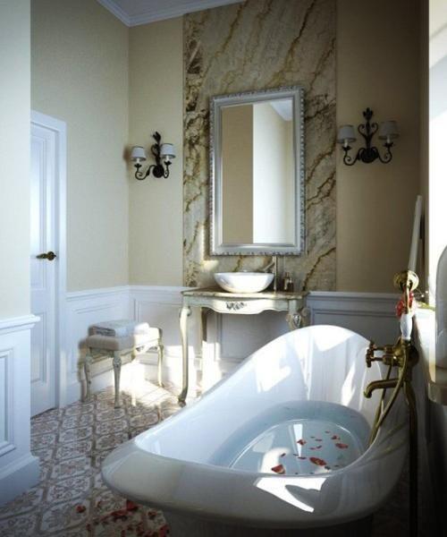 Ideas que ahorran espacio para la remodelación de baño