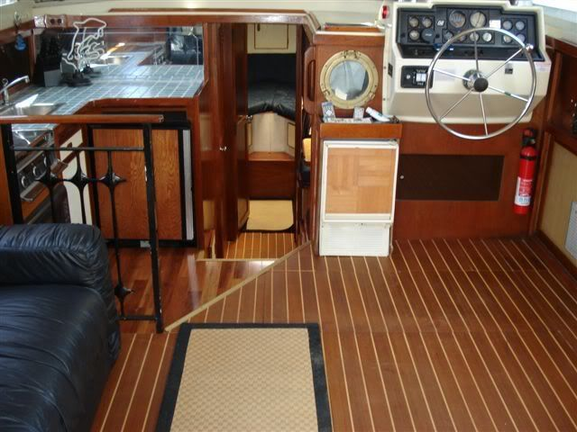 Kingscraft Houseboat Interiors   Google Search