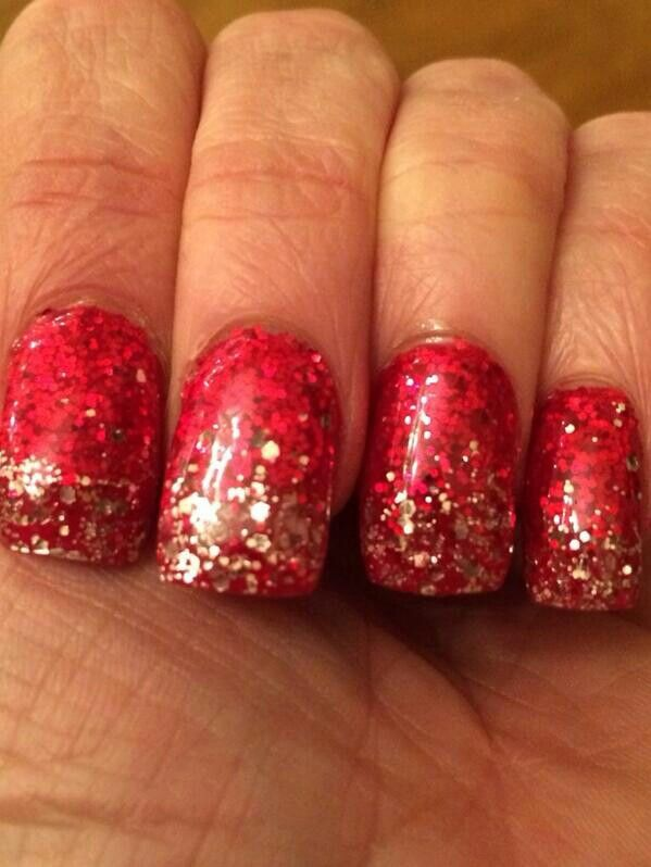Marie Osmond\'s nails are ready for her Xmas tour! | Gorgeous & Fun ...