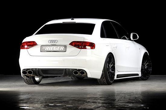Rieger Audi A4 B8 Audi S5 Audi A4 Audi