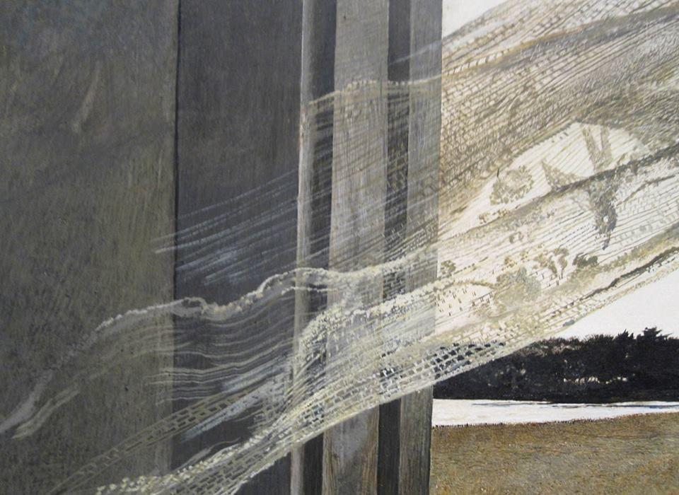 Andrew Wyeth, Vento dal mare