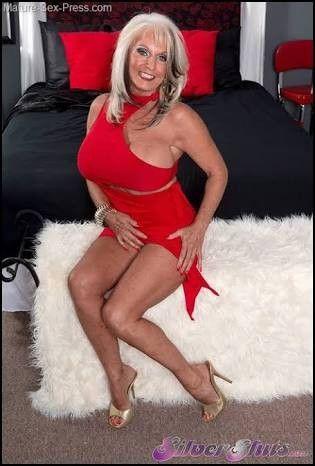 Sexy women over 70
