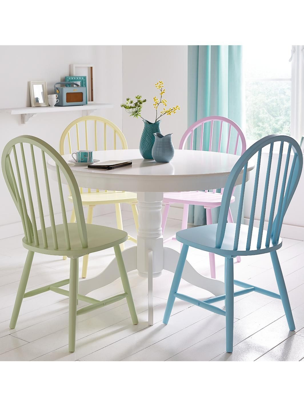 Daisy Circular Dining Table and 9 Chairs Buy and SAVE, http ...