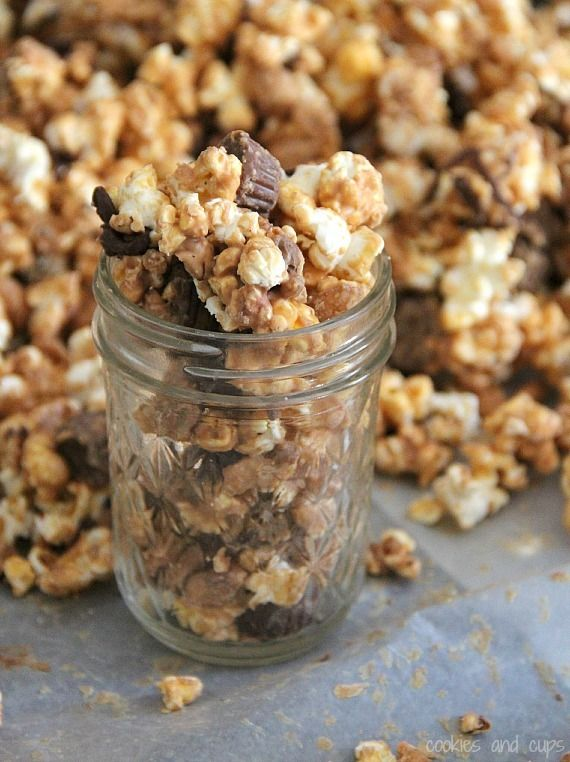 how to make flavored popcorn