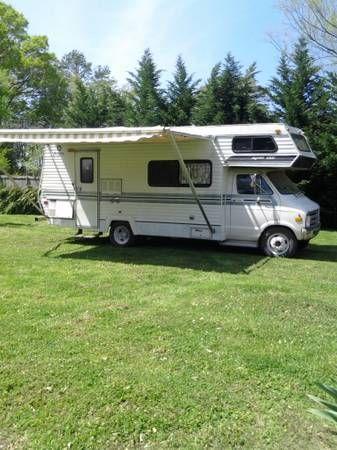 1979 Doge Jayco 23 Motorhome 1 200 Recreational Vehicles Jayco Motorhome