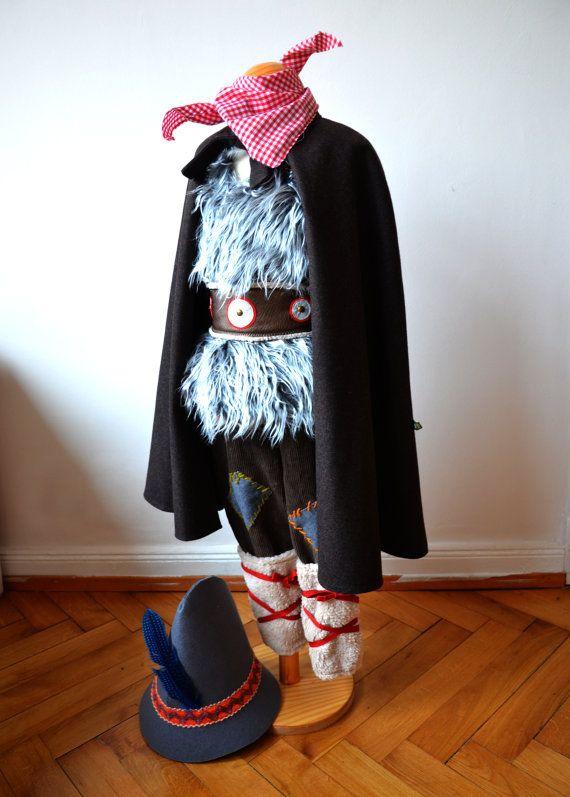 Kostüm Räuber Hotzenplotz