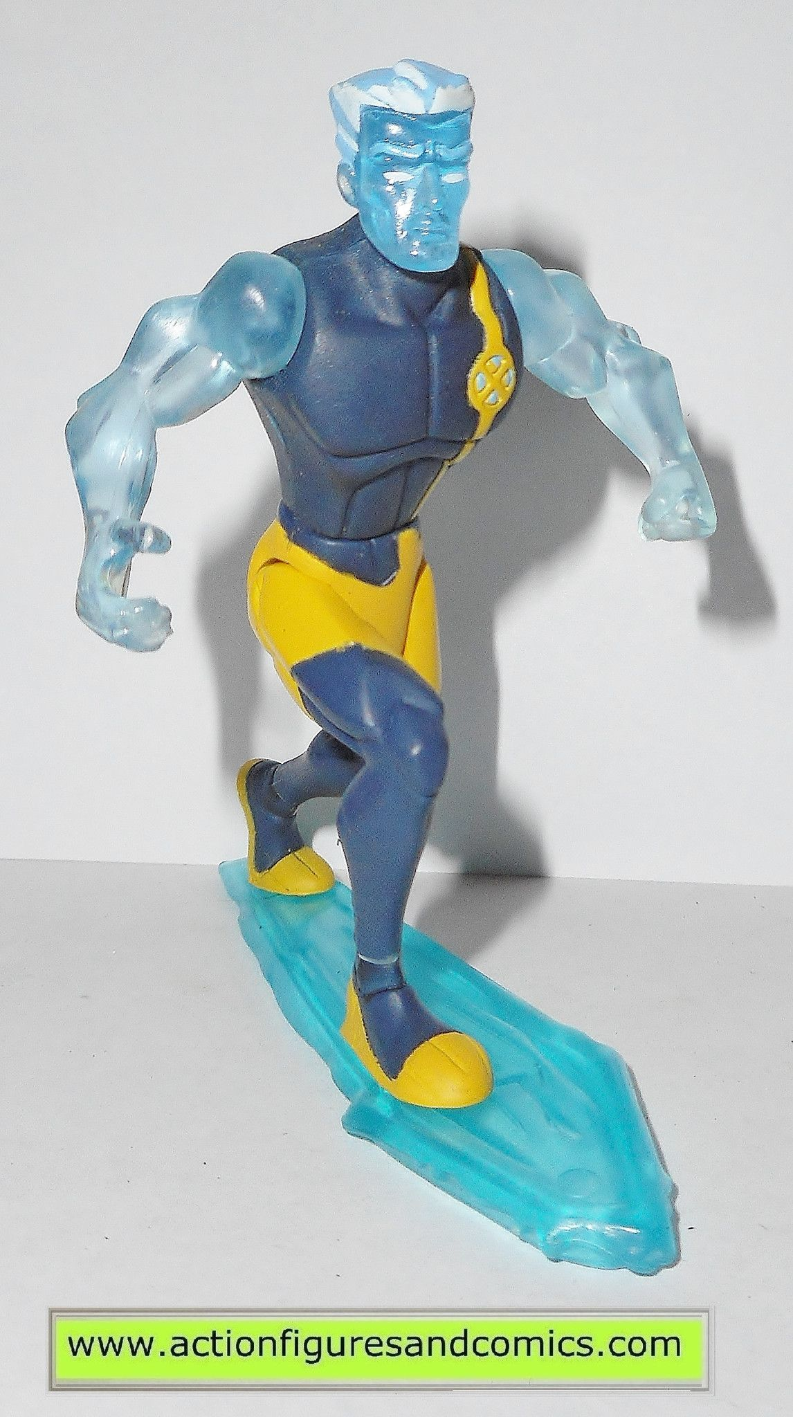marvel universe ICEMAN wolverine and the xmen animated